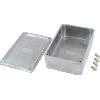 "Chassis Box - Hammond, Unpainted Aluminum, 4.6"" x 3.0"" x 1.5"" image 3"