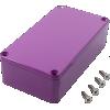 "Chassis Box - Hammond, Diecast Aluminum, 4.37"" x 2.37"" x 1.22"" image 2"