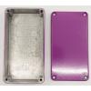 "Chassis Box - Hammond, Diecast Aluminum, 4.37"" x 2.37"" x 1.22"" image 3"