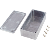 "Chassis Box - Hammond, Unpainted Aluminum, 3.9"" x 2.0"" x 1.2"" image 3"