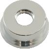 Jack Plate - Electrosocket, for Tele, Anodized Aluminum image 4