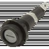 Fuse Holder - 3AG-Type, Low Profile, Slotted, Spade Lug image 1