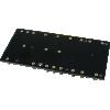Turret Board - Black, 2mm, 5F1 Layout image 2