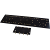 Turret Board - Black, 2mm, 5F6A Layout, 2 pcs image 2
