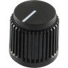 Knob - Ampeg, Classic, D Shaft with indicator line image 1