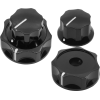 Knob - Fender®, Dual Concentric, For Jazz Bass image 1