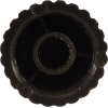 Knob - Marshall, Brown, Gold Cap, Push-On, Single image 2