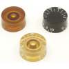 Knob - Speed, Embossed Numbers, Gibson Style image 1
