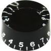 Knob - Speed, Embossed Numbers, Gibson Style image 2