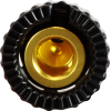 "Knob - Loknob, Large Series, 3/4"" Outer Diameter, ABS image 2"