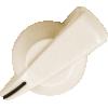 Knob - Chicken Head, Push-On, for knurled shaft image 8