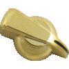Knob - Chicken Head, Push-On, for knurled shaft image 13