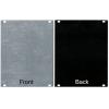 Panel - Eurorack Blanks, Reversible Black / Aluminum, 1.6mm image 14