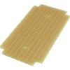ProtoBoard - Fits 1590B, 1 sided, 2-hole strips image 2