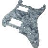 Pickguard - Fender®, for Standard Stratocaster, 11-hole image 1
