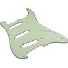 Pickguard - Fender, Vintage '62 Strat, 11-Hole, Mint Green image 2