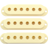 Pickup Cover - Fender®, 3 Pieces, Road Worn®, Aged White image 1