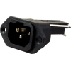 Receptacle - AC, Mates with S-W123 & S-W124 with Fuse Holder image 1