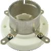 Socket - 4 Pin, Jumbo, Ceramic Bayonet image 1