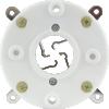 Socket - 4 Pin, Jumbo, Ceramic Bayonet image 3