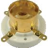 Socket - 4 Pin, Jumbo, Ceramic Bayonet image 4