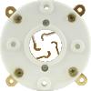 Socket - 4 Pin, Jumbo, Ceramic Bayonet image 6