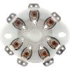 Socket - 7 Pin, Ceramic for 1625 image 3