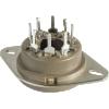 Socket - Belton, 8 Pin Octal, Micalex, MIP, PC Mount image 1