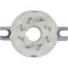 Socket - 8 Pin Octal, Ceramic, with Separate Retaining Ring image 2