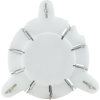 Socket - 9 Pin, Ceramic, for Auto-Wave Soldering image 3