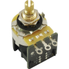 "Potentiometer - CTS, Audio, Knurled Shaft, .375"" Bushing, DPDT  image 1"