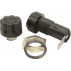 Fuse Holder - 3AG-Type, Tweed Style, Right Angle Spade Lug image 2