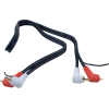 Cable - RCA, Shielded Right Angle Plugs image 1