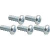 Screw - 6-32, Phillips, Pan Head, Machine, Zinc image 2