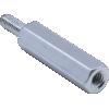 Standoff - M3, Male-Female, Aluminum, 5.5mm Diameter image 3