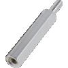 Standoff - M3, Male-Female, Aluminum, 5.5mm Diameter image 4