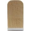Fret Leveling File - Diamond, #600, Wooden Grip image 4
