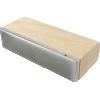 Fret Leveling File - Diamond, #600, Wooden Grip image 2