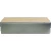 Fret Leveling File - Diamond, #600, Wooden Grip image 3