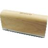 Fret Leveling File - Diamond, #600, Wooden Grip image 1