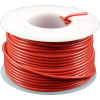 Wire - 22 AWG Stranded Core, PVC, 300V, 50 Foot Roll image 1