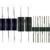 Cap Set - for Fender Twin Reverb AB763 (Black face) image 1