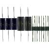 Cap set - for Fender Pro Reverb AA165 (Black face) image 1