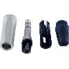 """1/4"""" Plug - Neutrik, nickel body, nickel contacts image 4"""