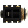 "Jack - Rean , 1/4"", Mono, 2-Pole Horizontal, Switched, PC, Gold Plated Contacts  image 3"