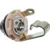 "1/4"" Jack - Switchcraft, Mono, open circuit image 1"