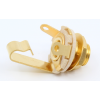 """1/4"""" Jack - Switchcraft, Mono, Open Circuit, Gold Plated image 2"""