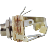"1/4"" Jack - Switchcraft, Mono, isolated break circuit image 1"