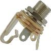 "Jack - Switchcraft, 1/4"", Mono 2-Conductor, shunt tip image 5"
