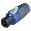 Speaker Twist Plug - Neutrik, speakON, 4-Pole, Strain Relief  image 4